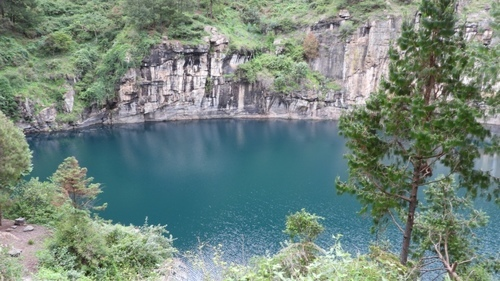 Lac Tritriva, a sacred and mysterious lake